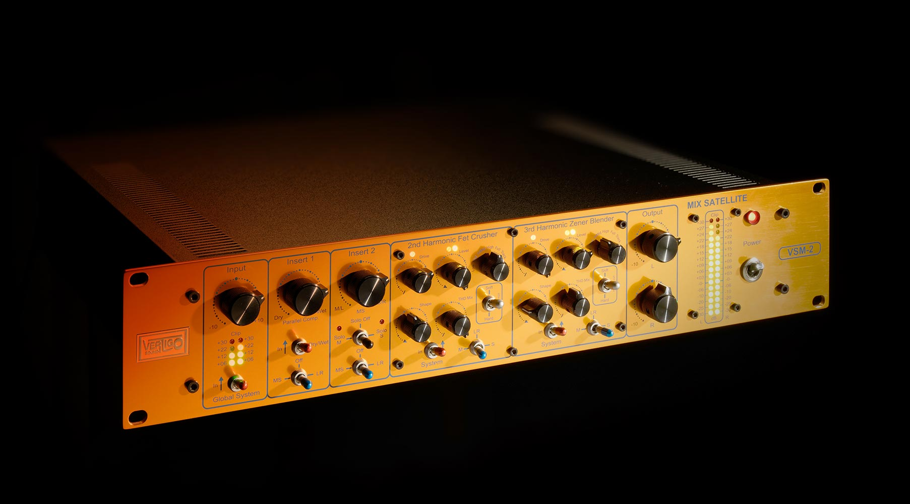 Plug-In Vertigo Sound VSM-3 Mix Satellite