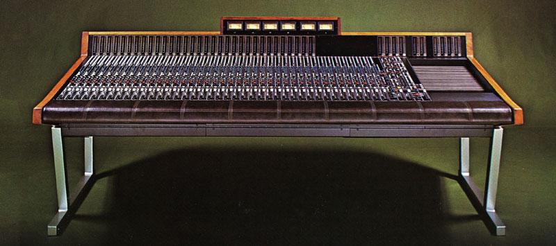 The Harrison 32C Series Console
