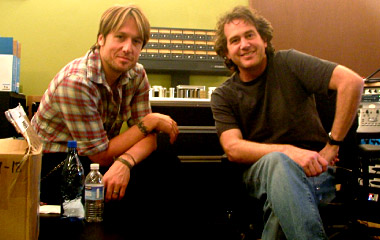Keith Urban & Justin Niebank