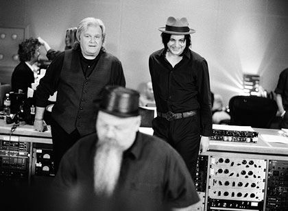 Rick Skaggs, Vance Powell, and Jack White