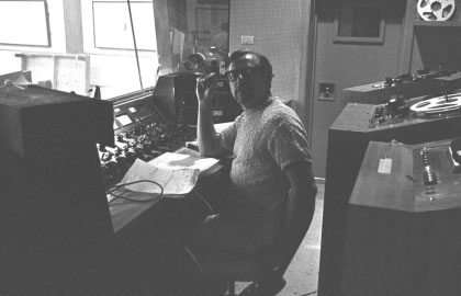 Artie Becker in 1968