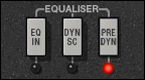 SSL E Series EQ insert order switch