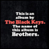 The Black Keys Brothers Album Cover