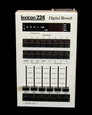 Lexicon 224 LARC