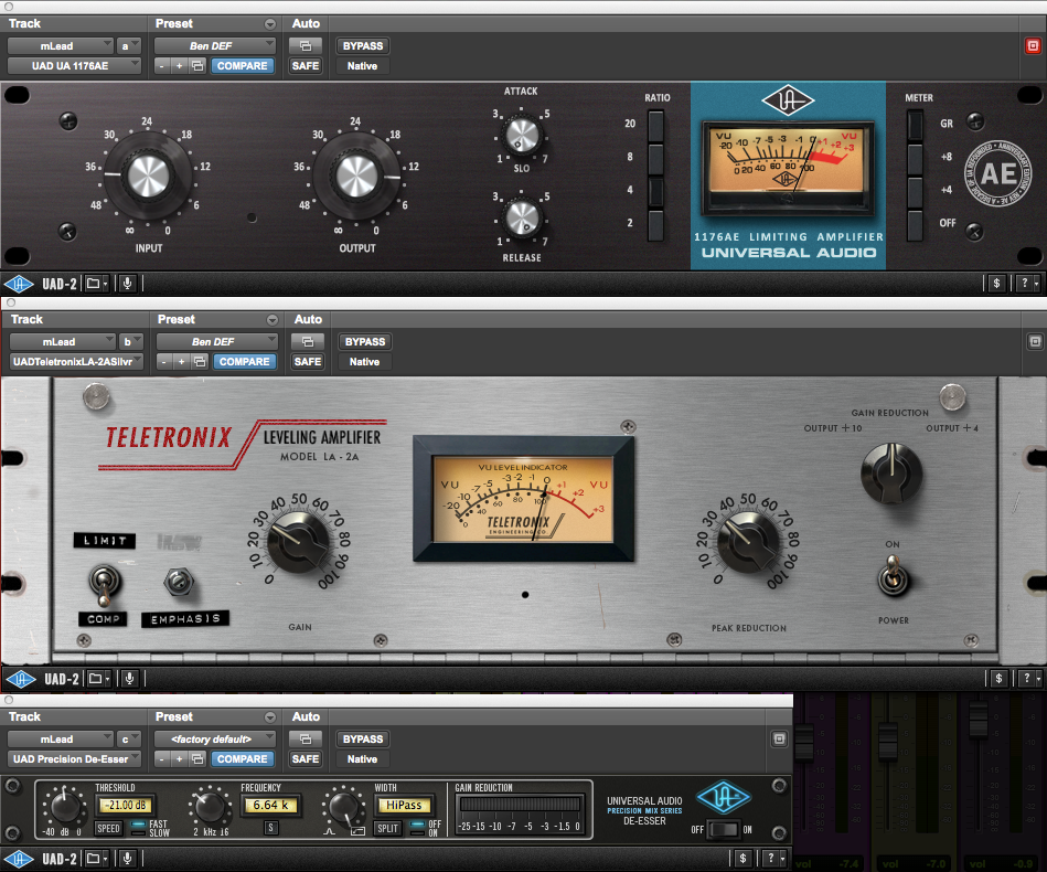 "Crafting Tracks with UAD Plug-Ins � Amanda Brown's ""Fly Away ..."