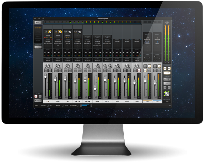 Learn about Apollo Expanded Software | Universal Audio