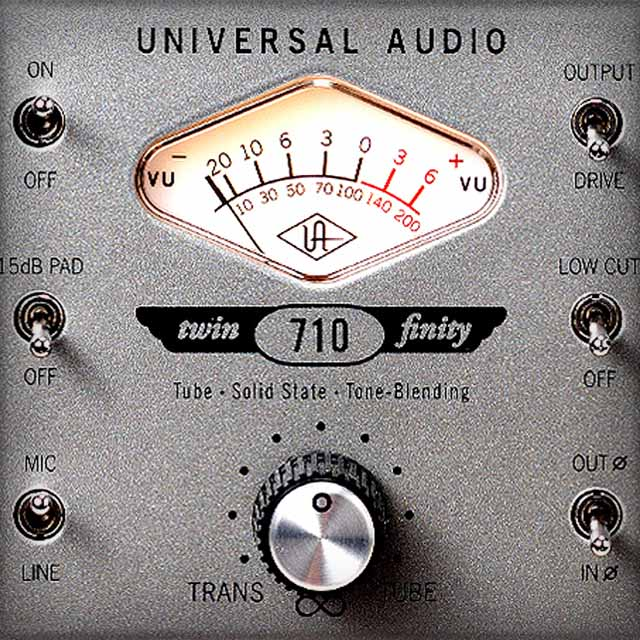 710 Twin-Finity Mic Preamp