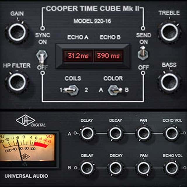 Cooper Time Cube Mk II Delay