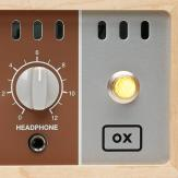 OX Amp Top Box