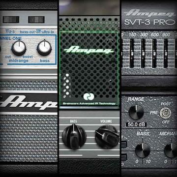 Ampeg Heritage Bass Amp Bundle