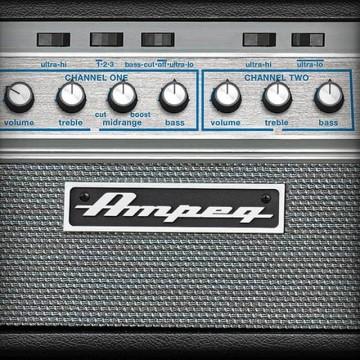 Ampeg SVT-VR Bass Amplifier