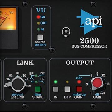 API 2500 Bus Compressor