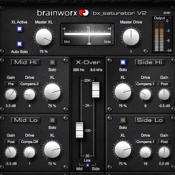 Brainworx bx_saturator V2