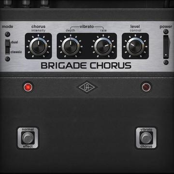 Brigade Chorus Pedal