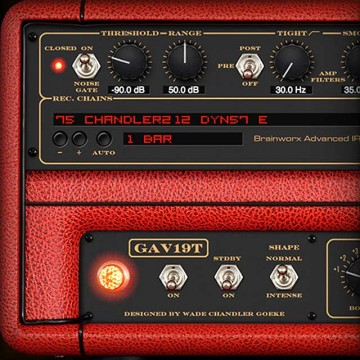 Chandler Limited GAV19T Amplifier