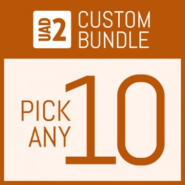 UAD Custom 10 Bundle