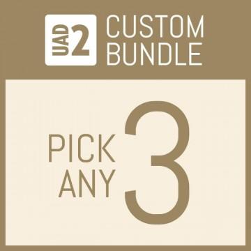 UAD Custom 3 Bundle