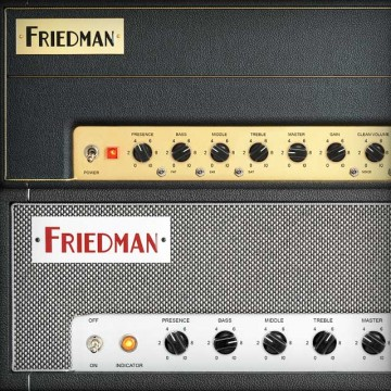 Friedman Amplifiers Collection