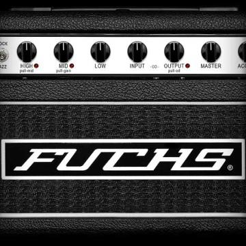 Fuchs® Overdrive Supreme 50 Amplifier