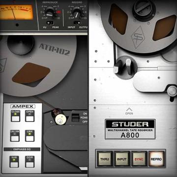 Magnetic Tape Bundle