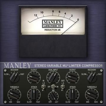 Manley Variable Mu® Limiter Compressor