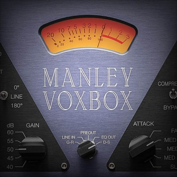 Manley VOXBOX Channel Strip