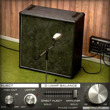 Softube® Bass Amp Room