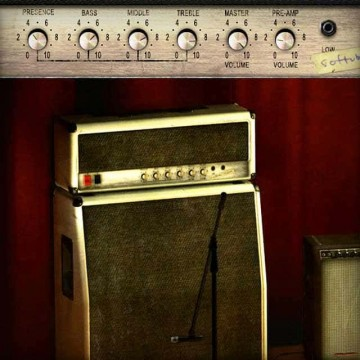 Softube® Vintage Amp Room