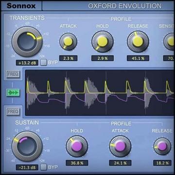 Sonnox Oxford Envolution