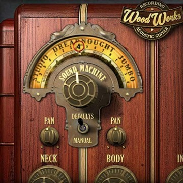 Sound Machine Wood Works