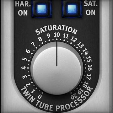 SPL®  TwinTube Processor