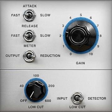 Summit Audio TLA-100A Compressor