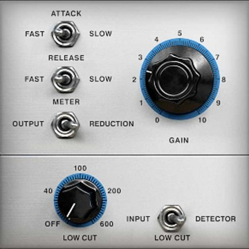 Summit Audio TLA-100A Compressor