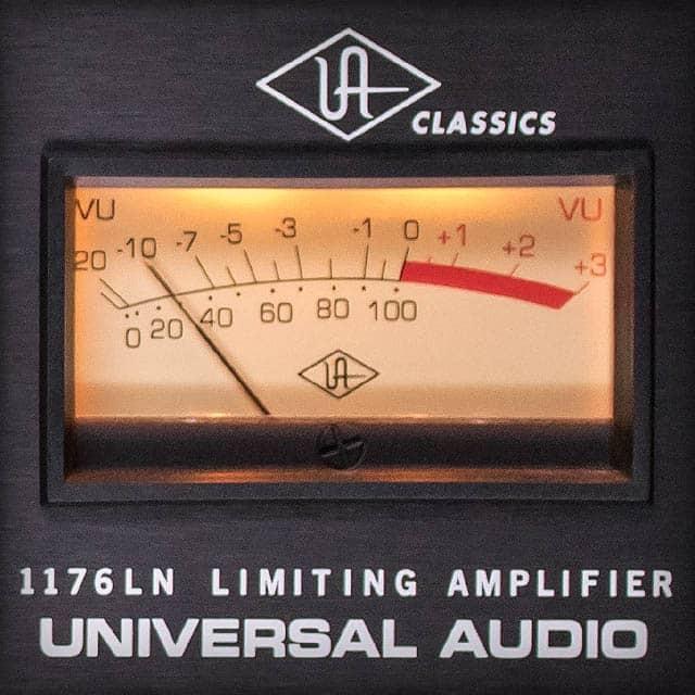 1176LN | Classic Limiting Amplifier | Universal Audio