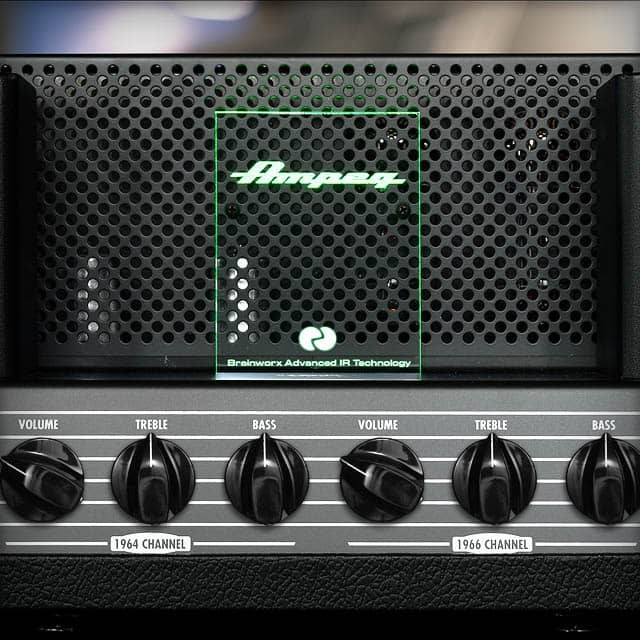 ampeg b 15n bass amplifier uad audio plugins universal audio. Black Bedroom Furniture Sets. Home Design Ideas
