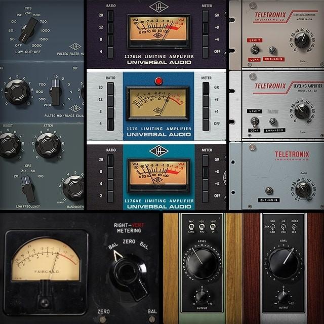 Analog Classics Pro Bundle | UAD Audio Plugins | Universal Audio