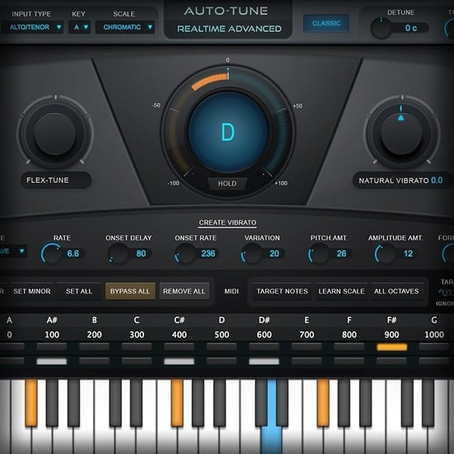Antares Auto-Tune Realtime Advanced | UAD Audio Plugins | Universal Audio