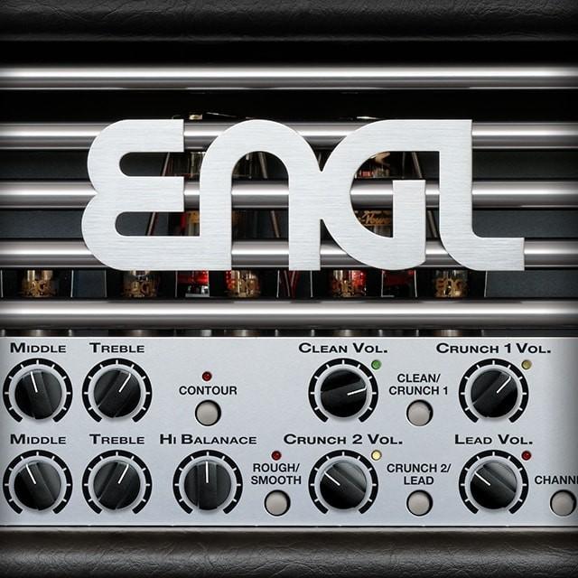 ENGL Savage 120 Amplifier   UAD Audio Plugins   Universal Audio