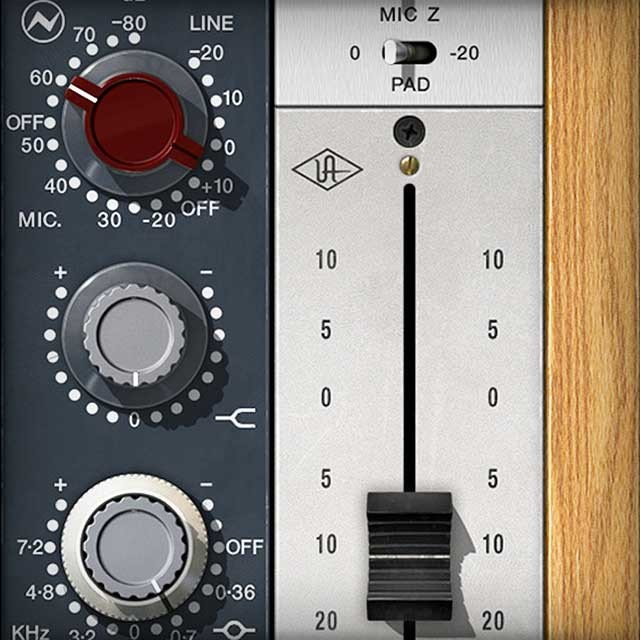 Neve 1073 Preamp & EQ Collection | UAD Audio Plugins | Universal Audio