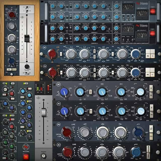Neve Complete Bundle | UAD Audio Plugins | Universal Audio