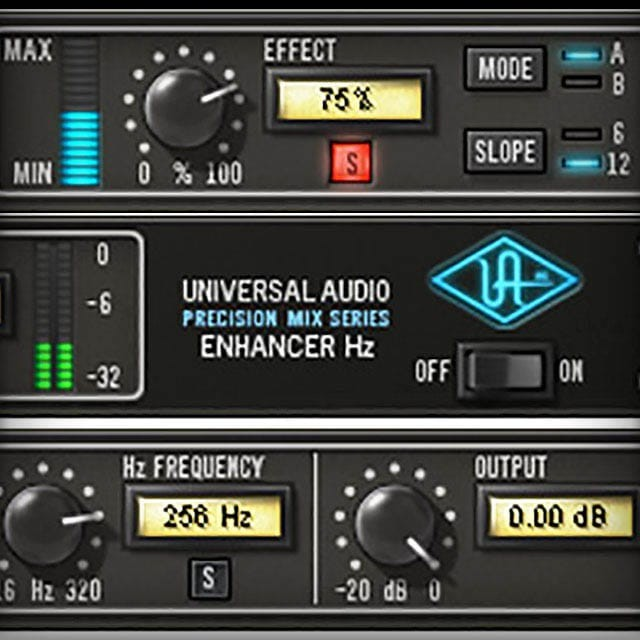 Precision Enhancer Hz | UAD Audio Plugins | Universal Audio
