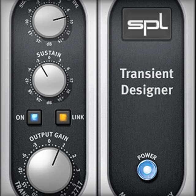 SPL® Transient Designer | UAD Audio Plugins | Universal Audio