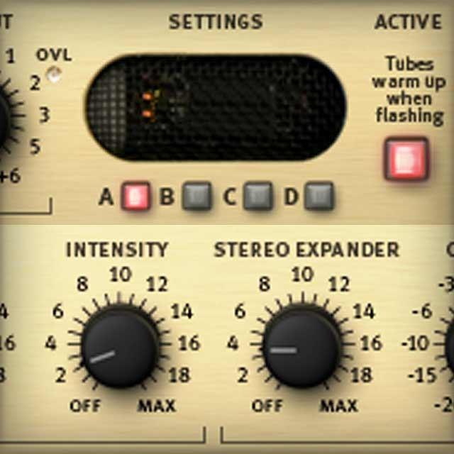 SPL® Vitalizer MK2-T | UAD Audio Plug-Ins | Universal Audio