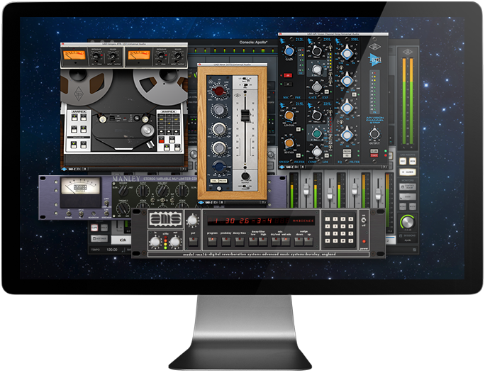 JRRshop com | Universal Audio Apollo Twin Duo UAD-2 Used