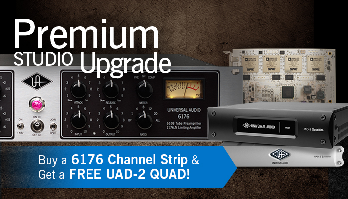 Studio Upgrade Promo