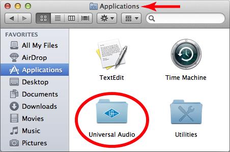 Mac) DSP Accelerators Uninstall / Reinstall Procedure – Universal
